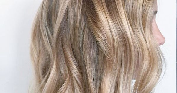 Blonde Balayage Hair And Makeup Tips Pinterest