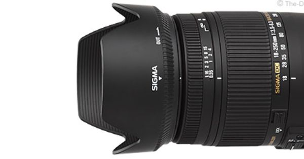 Sigma 18 250mm F 3 5 6 3 Dc Macro Os Hsm For More Images And Information On Camera Gear Please Visit Us At Www The Digital Pic Sigma Lenses Sigma Camera Lens