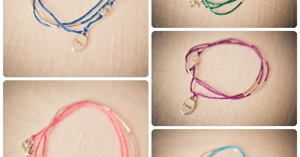 DIY Loving making bracelets