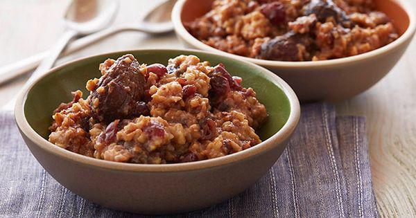 Overnight oatmeal recipe overnight oatmeal and oatmeal for Alton brown oat cuisine