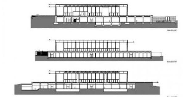 Meu Moleskine Architectural Mies Van Der Rohe Em Berlim Nova