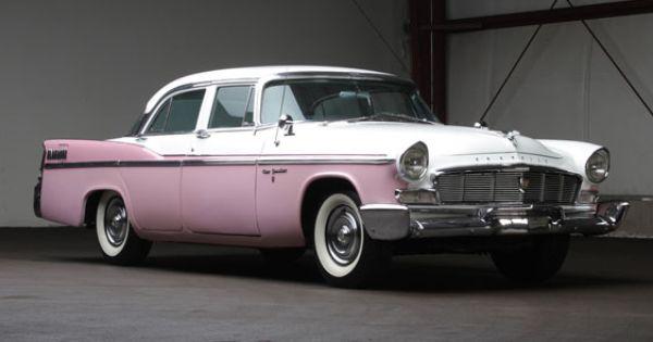 1956 chrysler new yorker newport four door sedan for 1956 chrysler new yorker 4 door