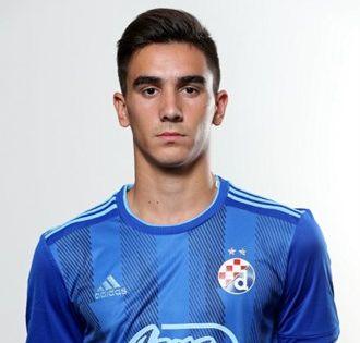 Josip Sutalo Osijek Zagreb Gnk Dinamo Zagreb
