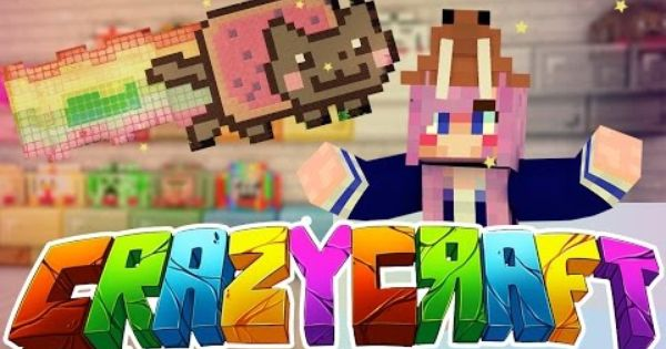 Secrets Ep 28 Minecraft Crazy Craft 3 0 Youtube Crafts