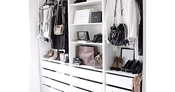 dressing pure sans portes dressings pinterest conceptions de placard espace de placards. Black Bedroom Furniture Sets. Home Design Ideas