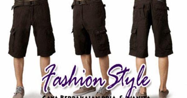 Celana Pendek Pria Terbaru 2014 Selamat Datang Di Fahsion Style Bagi Para Pengunjung Fahsion Style Dimana Fash Celana Pendek Pria Gaya Pakaian Pria Celana