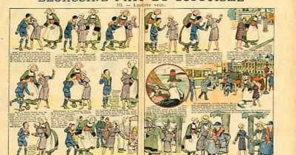 Semaine De Suzette 1930 1931 Becassine Bleuette