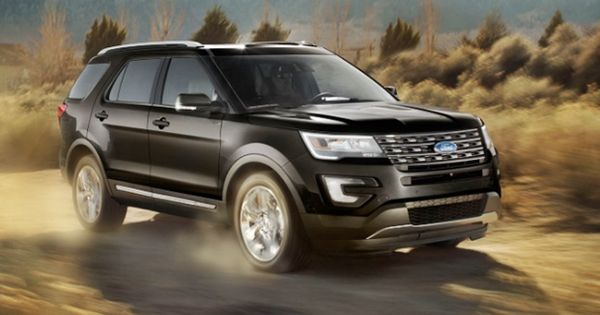 2018 Ford Explorer Platinum Edition Price In Pakistan Ford