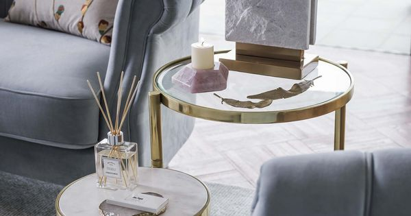 European Elegance Has A New Address With This Fresh And Glamorous Look Muted Lavenders Romantic Pastels And Soft Cream Bedroom Decor Home Decor Decor Design
