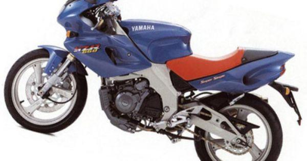 Yamaha Szr 660