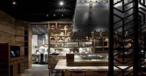 Restaurant Design Firms Toronto : Sophisticated ame restaurant design in toronto