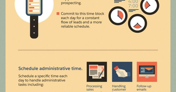 Simple Tips to Become the Most Productive Salesperson Ever