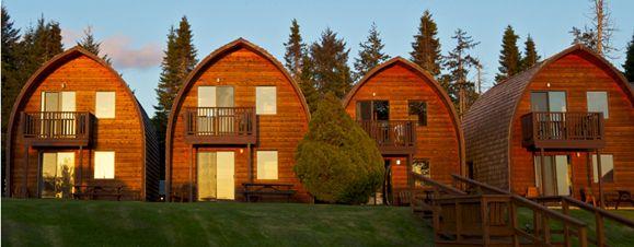 Our Cabins Tofino Cottage Cabin