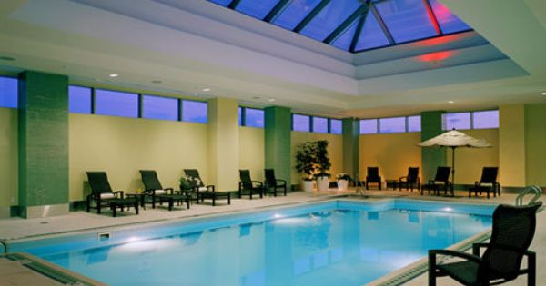Downtown Boston Hotels With Indoor Pools