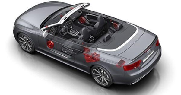 A5 Cabriolet 12 Speaker 505 Watt Bang Amp Olufsen Stereo