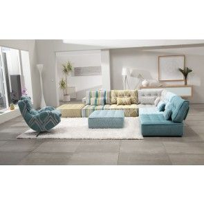 Cado Modern Furniture Arianne Modern Modular Sectional Sofa By