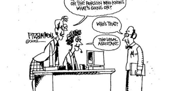Legal Assistant - Haha and so true! | My Professional Life ...