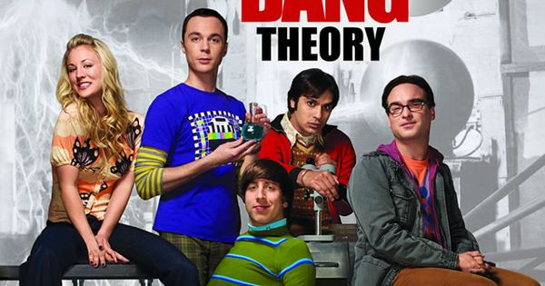 """The Big Bang Theory"" TV Show on CBS (2007 - Present) ---"