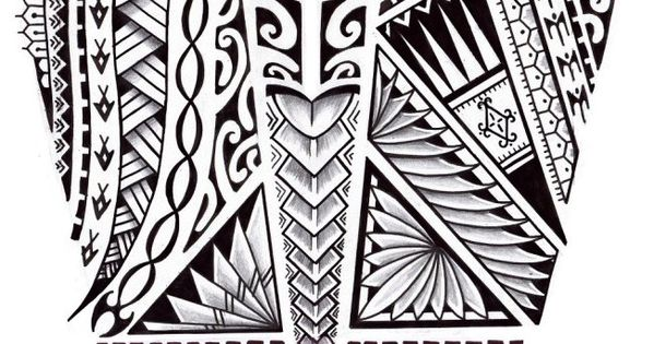 polynesian designs and patterns beautiful design for maori tattoo mixing several symbols. Black Bedroom Furniture Sets. Home Design Ideas
