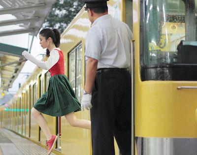 yowayowa camera woman = natsumi