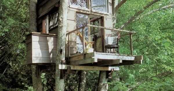 Casa en el rbol casas de - Casas de madera y mas com ...