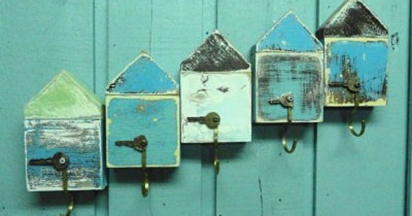 Key Holder Blue Stuff Pinterest Key Layer Paint And Craft