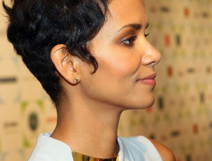 Halle Berry! We love her short hair.. How many of you sport
