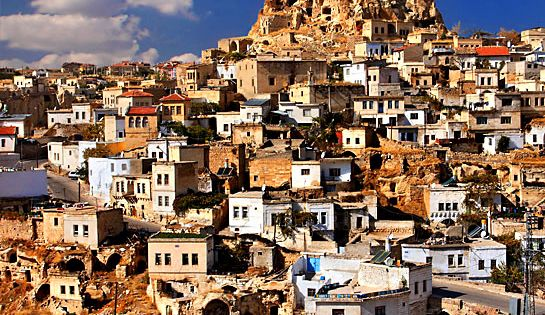 Ortahisar, Turkey / Cretense travel