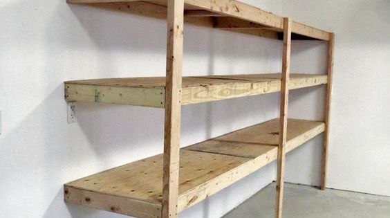 Build A Easy And Fast DIY Garage Or Basement