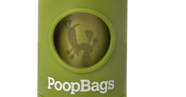 Bolsas biodegradables para recoger las caquitas de los perros :) reciclaje mascotas