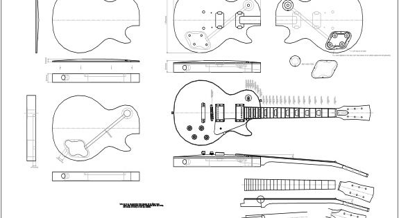 pdf guitar blue prints