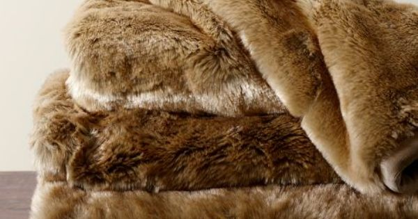 On Interiors Living Room Pinterest Fur Throw Fur And Faux Fur
