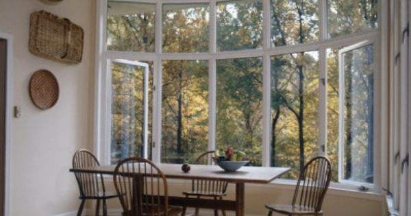 Bay windows favorite places spaces pinterest for Energy efficient bay windows