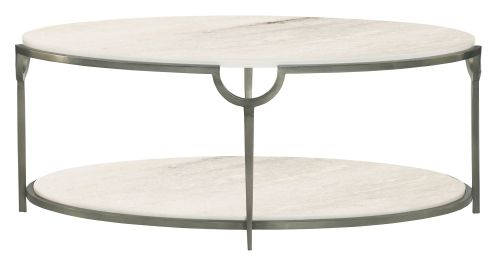 Signature Seating Morello Marquesa Bernhardt Oval Coffee