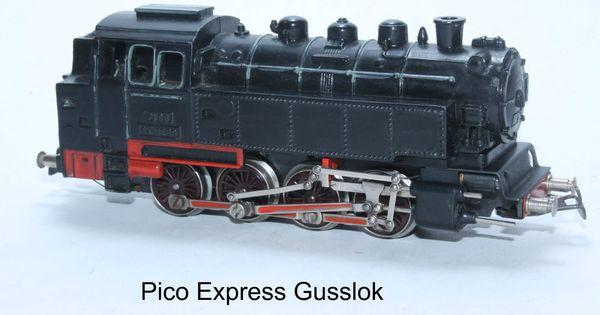 Ddr eisenbahn modellbahn spur h pico express br