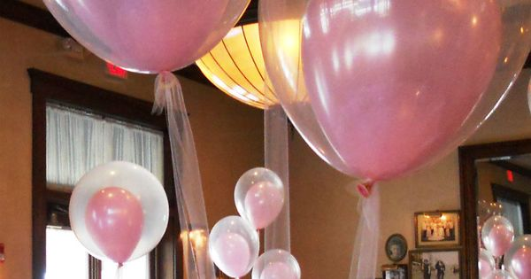 25 fun things to do with balloons decoration unique and for Cool things to do with balloons