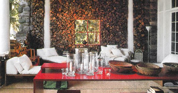 Projects Country Tom Scheerer Look At The Wall Amber Interiors Design Amber Interiors Beautiful Outdoor Spaces