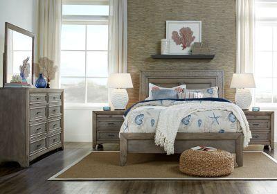 Sandy Lane Driftwood 5 Pc Queen Panel Bedroom Nbsp 699 99