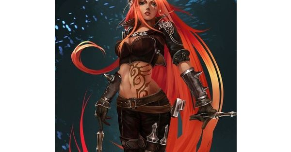 3 Katarina League Of Legend Art And Illustration Pinterest League Of Legends Characters Lol League Of Legends League Of Legends