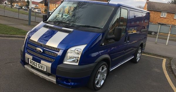 Ford Transit Sport 140bhp 6 Speed Only 31 000 Miles Ford Transit Ford Transitional