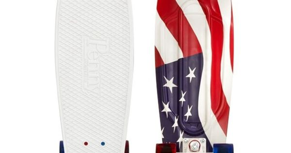 Penny Skateboard Usa Flag 22 Inch Limited Edition Penny