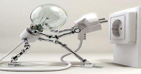 طرق ترشيد استهلاك الكهرباء ونصائح لتقليل سحب التيار الكهربائي المنزلي Artificial Intelligence Computer Lighting Lamp