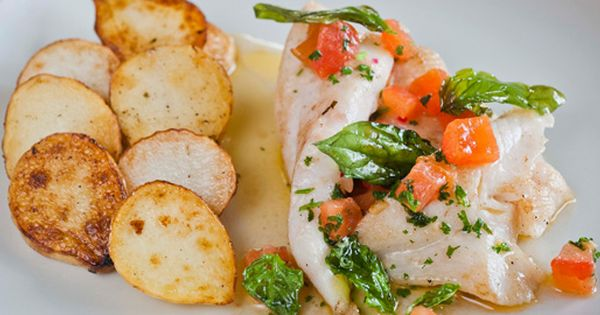 John dory, Dishes recipes and Herbs on Pinterest