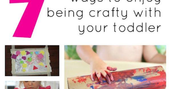 Toddler Crafts kid activity
