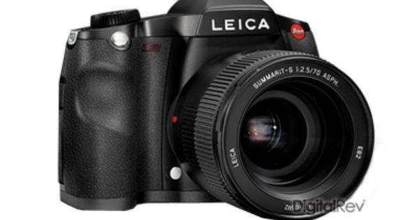 The Leica S2 Dslr Is Designed For Professional Photographers Leica Fotografia Fotografia Camara