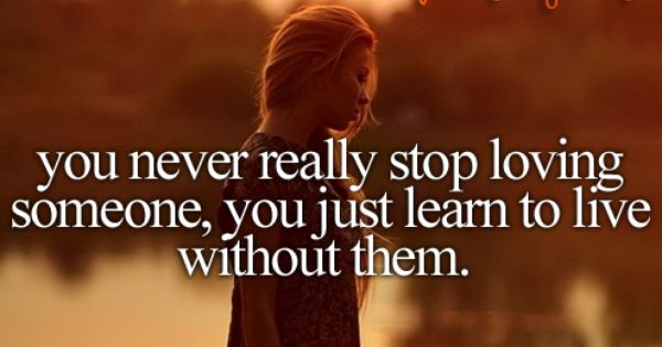 live love learn quotes tumblr | Love Quotes stop loving learn live
