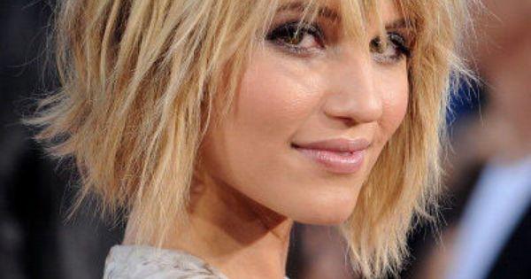 Hair Ideas For Short Hair Pinterest: Short Length Haircut With Bangs - Google Search
