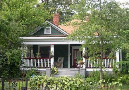 Atlanta Ga 1912 Craftsman Bungalow Home Sweet Homes