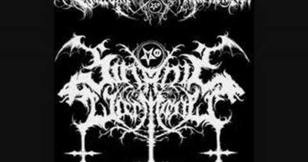 Satanic Warmaster Legion Werewolf In 2020 Werewolf Metallic Logo Death Metal