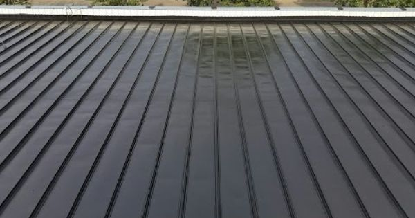 Metal Roof Coating Liquid Rubber Scope Of Work General Roofing Systems Canada Grs Metal Roof Coating Metal Roof Repair Metal Roof Leaks